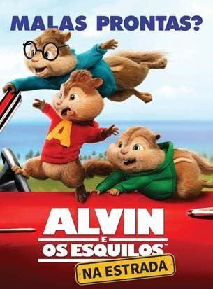 Alvin e os Esquilos: Na Estrada