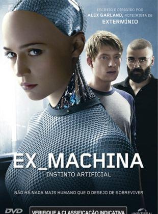 Ex_Machina: Instinto Artificial