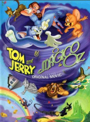 Tom e Jerry e o Mágico de Oz