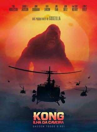 Kong: A Ilha da Caveira VOD