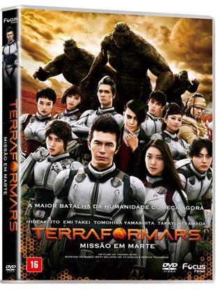 Terraformars  - Missão em Marte