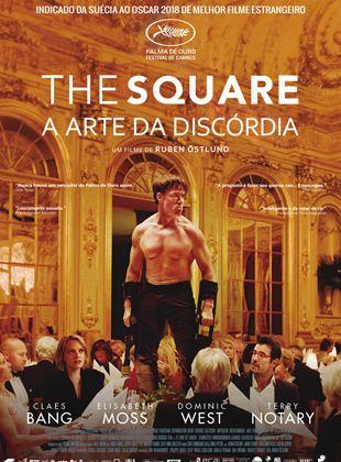 The Square - A Arte da Discórdia VOD