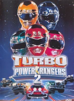 Turbo - Power Rangers 2