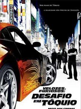 Velozes & Furiosos - Desafio em Tóquio