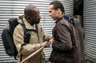 Fear the Walking Dead 4ª Temporada Trailer Original (em Inglês ...