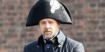 Veja a primeira foto de Russell Crowe no musical Les Misérables
