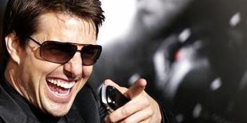Tom Cruise é a personalidade mais bem paga de Hollywood
