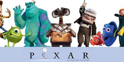 O universo mágico da Pixar, de Toy Story a Valente