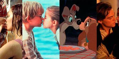 40 beijos inesquecíveis da história do cinema