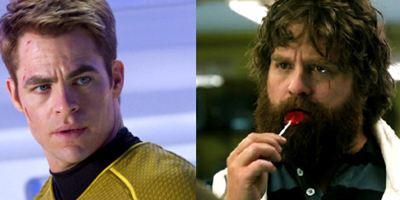 Bilheterias Brasil: Se Beber, Não Case! Parte III à frente de Além da Escuridão - Star Trek