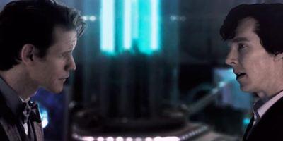 Vídeo criado por fã imagina encontro entre Doctor Who e Sherlock Holmes
