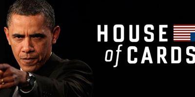 Executivo da Netflix convida Barack Obama para ponta em House of Cards