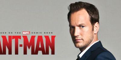 Homem-Formiga: Patrick Wilson, de Invocação do Mal, deve integrar o elenco