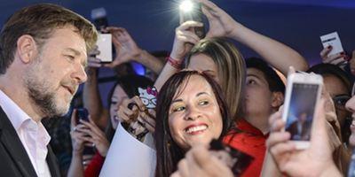 Enquete da Semana: Que astro do cinema você quer ver no Brasil?