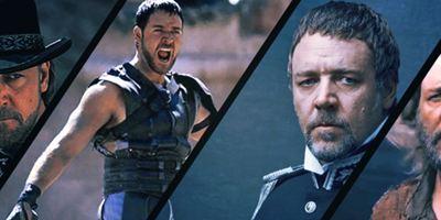 Os 10 melhores filmes de Russell Crowe