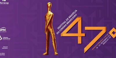 Começa hoje o 47º Festival de Brasília do Cinema Brasileiro