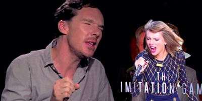 De Tom Hiddleston a Taylor Swift: Benedict Cumberbatch imita as vozes de astros em vídeo hilário