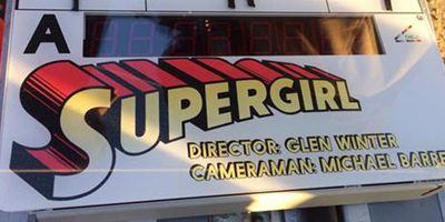 Supergirl: Confira as primeiras imagens dos bastidores da produção