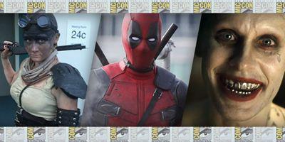 Os 10 maiores destaques da Comic-Con 2015
