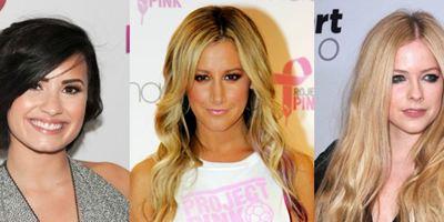 Demi Lovato, Ashley Tisdale e Avril Lavigne vão dublar animação musical que brinca com os contos de fadas