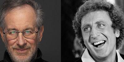 Steven Spielberg estaria tentando promover o retorno de Gene Wilder ao cinema