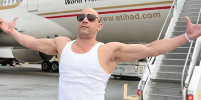 Vin Diesel comenta sobre ser um dos atores mais bem pagos do mundo
