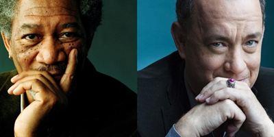 Tom Hanks e Morgan Freeman são os atores mais amados dos Estados Undios, diz estudo