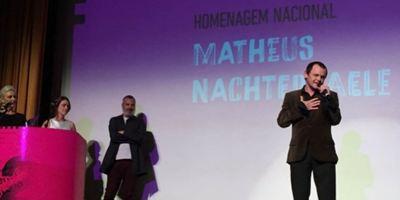 Festival de Vitória 2015: Matheus Nachtergaele é ovacionado em homenagem