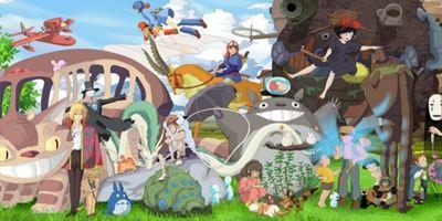 A história do Studio Ghibli, de O Castelo no Céu a As Memórias de Marnie