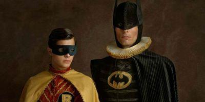 E se os super-heróis vivessem no século XVI? Artista imagina como seria