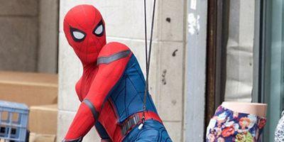 Resultado de imagem para Homem-Aranha: ator e diretor publicam novos vídeos de bastidores