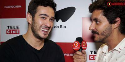 """Festival do Rio 2016: Diretor fala da opção pelo """"solar"""" Marcos Veras como protagonista do drama O Filho Eterno"""