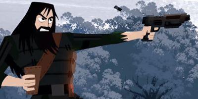 Samurai Jack ganha empolgante trailer da quinta temporada