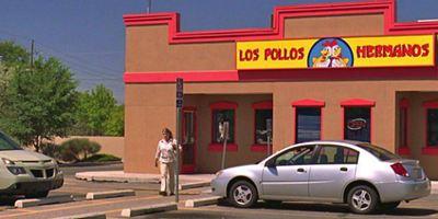 Primeira filial da rede Los Pollos Hermanos ganha vida no Texas