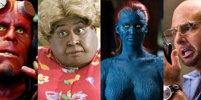 15 Maquiagens trabalhosas no cinema