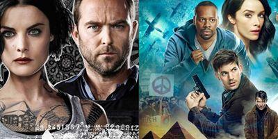 NBC renova Blindspot para a terceira temporada e cancela Timeless