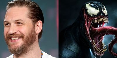 Tom Hardy será o protagonista de Venom