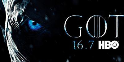 Game of Thrones: Rei da Noite é destaque em cartaz da sétima temporada