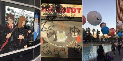 Comic-Con 2017: As campanhas e instalações que ocuparam San Diego durante o festival de cultura pop