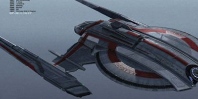 Comic-Con 2017: Artes conceituais de Star Trek: Discovery revelam naves da Federação e dos Klingons