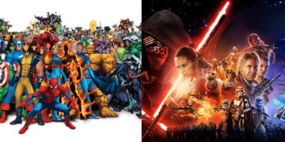 Netflix tenta manter filmes da Marvel e Star Wars no catálogo