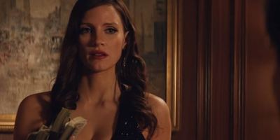 Jessica Chastain é a rainha da jogatina no trailer de Molly's Game