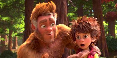 Big Pai, Big Filho: Garoto descobre ser o filho do Pé Grande no primeiro trailer da animação