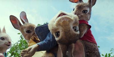 Peter Rabbit: Coelho fanfarrão organiza festa na casa alheia no trailer da comédia em live-action