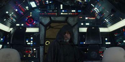 Luke Skywalker volta para a Millennium Falcon em novo teaser de Star Wars - Os Últimos Jedi