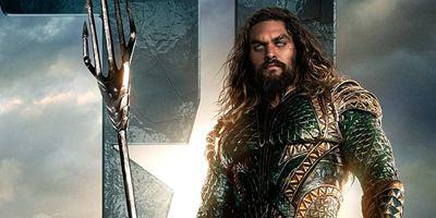 """Liga da Justiça: Jason Momoa revela como o Aquaman consegue seu """"tridente"""" para o filme"""