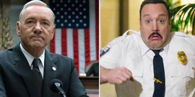 Fãs criam petição para Kevin James substituir Kevin Spacey em House of Cards