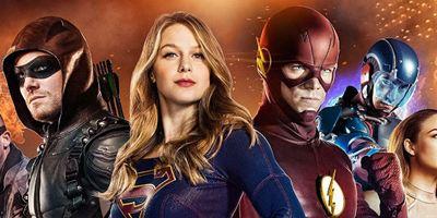CW anota recorde com crossover de Arrow, The Flash, Supergirl e Legends of Tomorrow