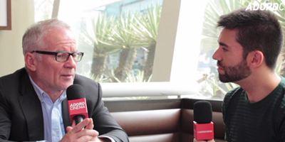 Thierry Frémaux, diretor do festival de Cannes, sugere que a influência da televisão prejudica o cinema brasileiro (Exclusivo)