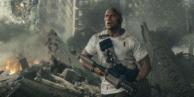 Rampage - Destruição Total: Dwayne Johnson e gorila estampam nova imagem